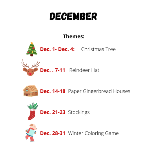 December on the go themes.png
